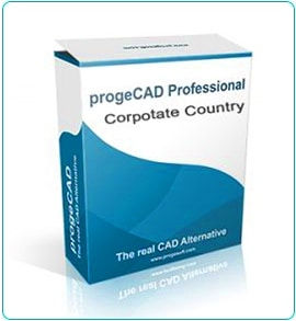 progeCAD corporate country